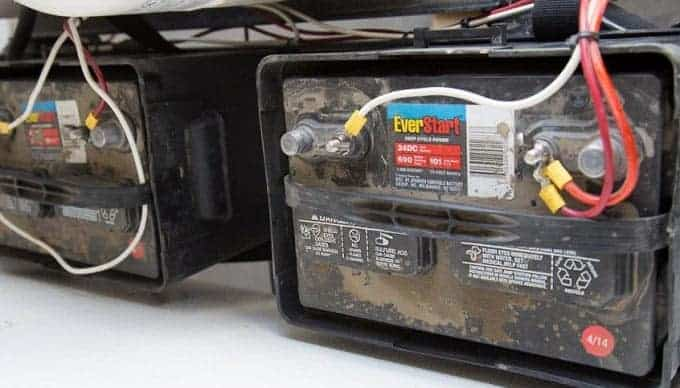 6-volt vs. 12-volt RV Batteries: What's the Difference