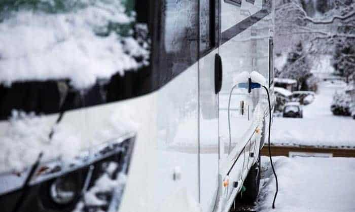 How to Winterize a Travel Trailer Without Antifreeze
