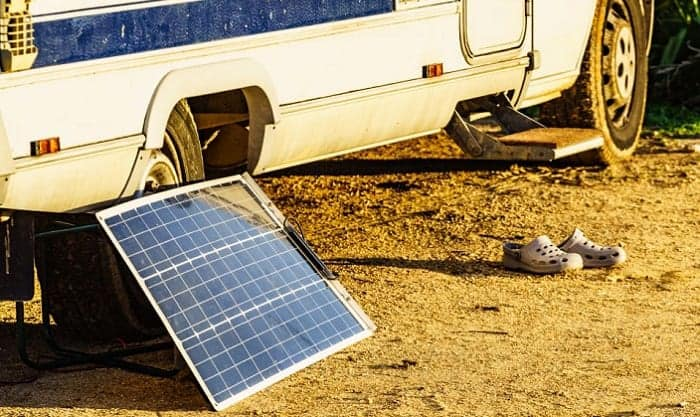 best flexible solar panels for rv